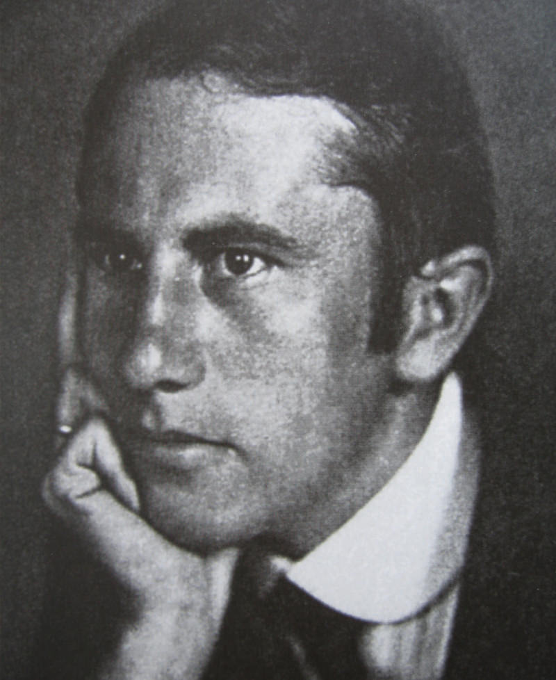 Portraet HC Sturm 1916